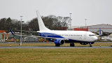 Blue Air     Boeing  737-86N  YR-BME