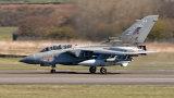 RAF   Panavia     Tornado GR4    ZA607
