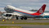 "Cargolux Boeing 747-8R7F  LX-VCH   ""City of Dudelange"""