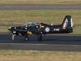 RAF  Shorts Tucano T.1    ZF489