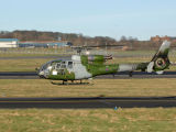 Army Air Corp   WS Gazelle AH1  XZ304