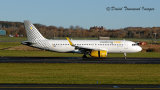 Vueling Airlines  Airbus  A320-232(W)   EC-LVV