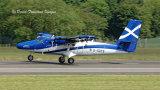 Loganair    Viking DHC-6-400    G-SGTS