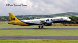 Monarch Airlines    Airbus A.321-231      G-ZBAK