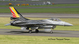 Belgian Air Force  F-16A    FA-123