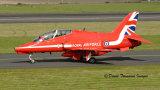 RAF  BAe Hawk T1A  XX245