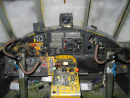 Old  Cockpit Simulator.