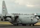 USAF Lockheed C-130E Hercules 64-0504