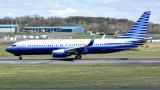 Boeing  737 - 8EQ    N737M