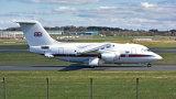 RAF BAe 146 CC2  ZE700