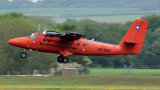 British Antarctic Survey De Haviland DHC-6-300 Twin Otter  VP-FAZ