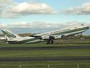 Evergreen International Airlines Boeing 747-121F N480EV