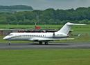 Bombardier BD-700 IA10 Global Fair  VP-CEB