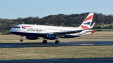 British Airways  Airbus A320-232   G-EUYO