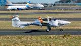 Diamond  DA-42 Twinstar   G-DGPS