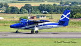 Loganair     Viking Air Ltd DHC-6-400 Viking    G-SGTS