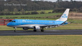KLM     Embraer  ERJ-175STD    PH-EXJ