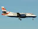 Loganair/BA  SAAB  SF.340B  G-LGNC