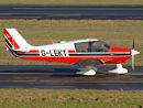 Avions Pierre Robin   Regent DR400     G-LEKT