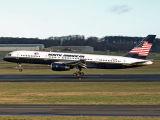 North American  Boeing 757-28A  N755NA