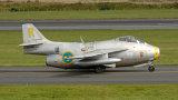 Saab  J29F   SE-DXB