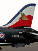 RAF Bae Hawk T1A  XX159