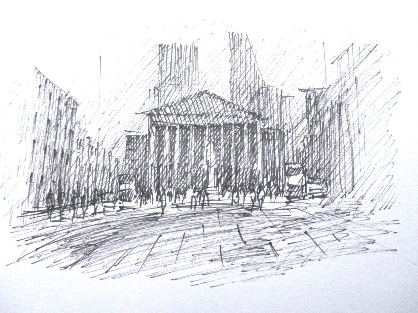 Bank Station area
