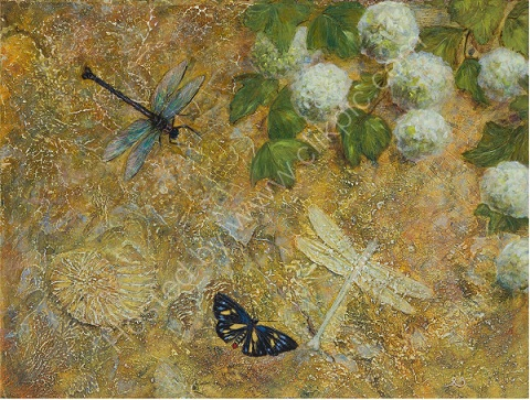 Living Fossil, Dragon fly
