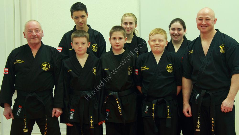 Blyth, Croft Karate Group