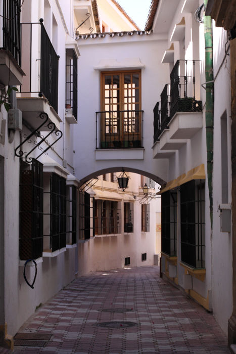 The Streets of Marbella