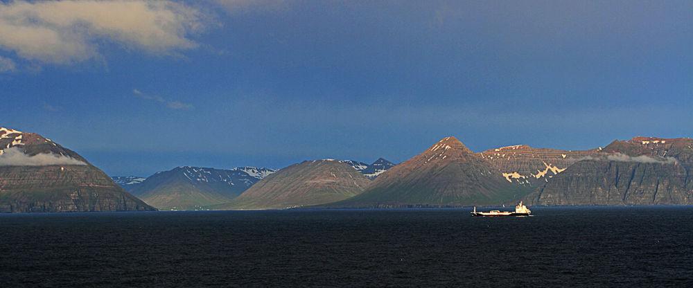 The Fjord to Akureyri
