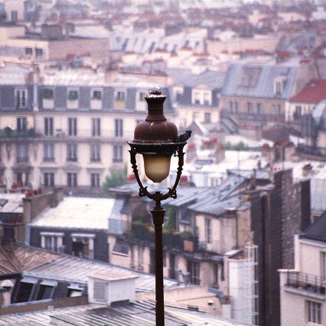 A Light Over Paris