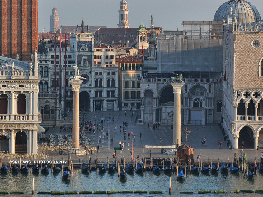 St. Mark's Square and Quayside