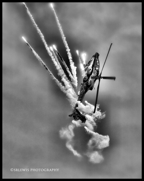 Apache on Fire