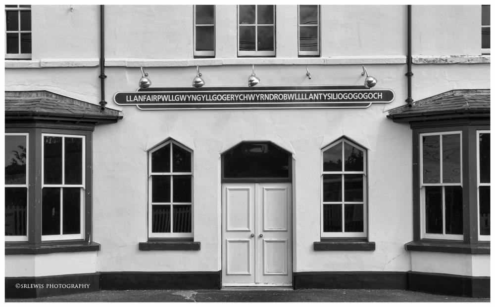 LlanfairPG Station