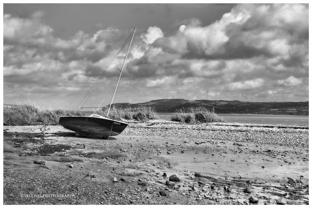 Boat at Red Wharf Bay