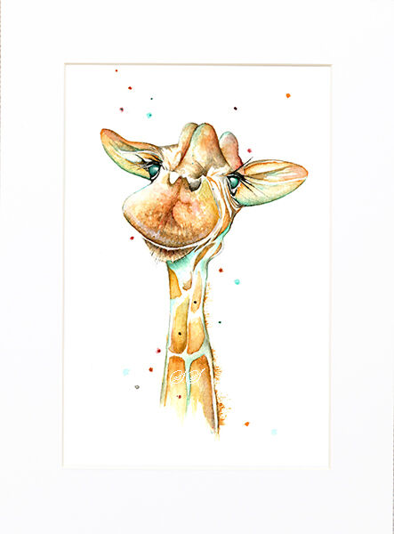G'raffin A Laugh Limited Edition Prints and Cards