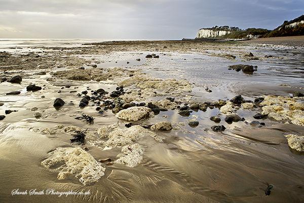 Low Tide at Kingsdown, near Deal