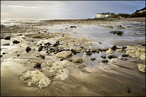 Low Tide at Kingsdown, near Deal