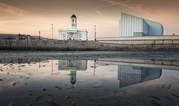 Margate In The Evening Light
