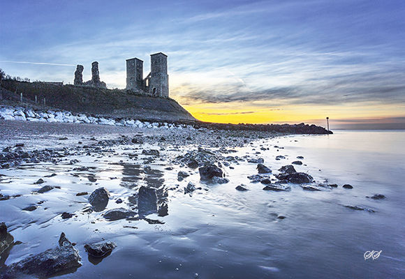 Reculver Towers, Herne Bay