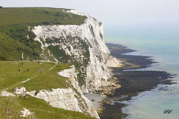 Walking The White Cliffs of Dover