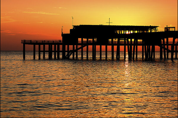Deal Pier Sunrise