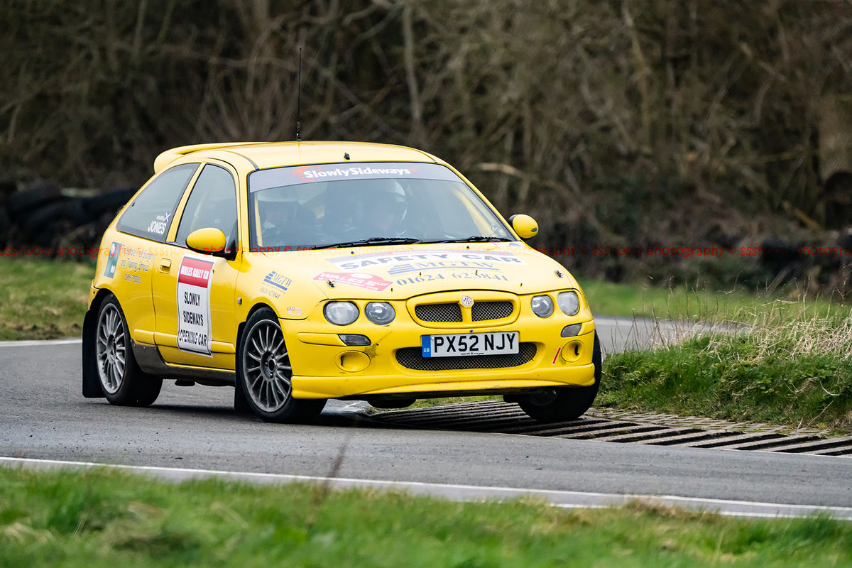 Slowly Sideways, Curborough, #018
