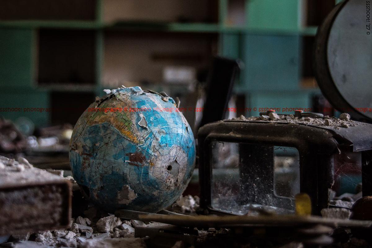A World Destroyed