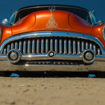 Beached Buick