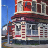 Liverpool painting No.93 Walton Breck Road
