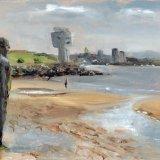 Crosby Beach: Anthony Gormley's Iron Men