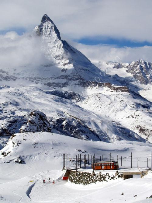 The Matterhorn from Gornergrat