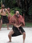Maori welcome.